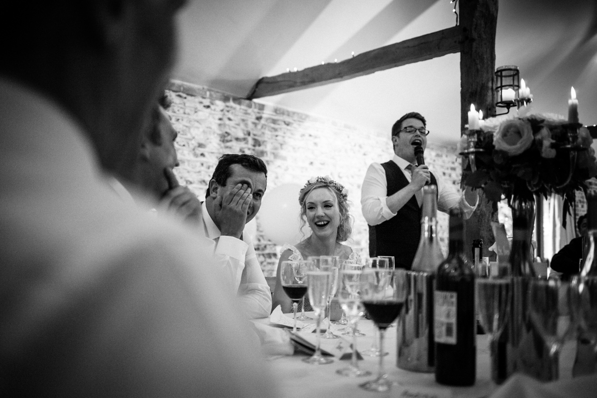 Upwalthan Barns wedding West Sussex TW Michael Stanton Photography 25