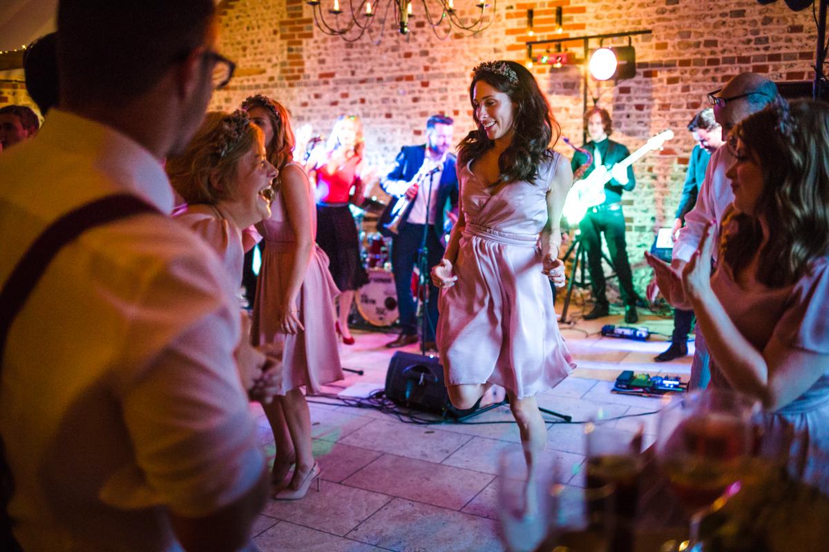 Upwalthan Barns wedding West Sussex TW Michael Stanton Photography 33