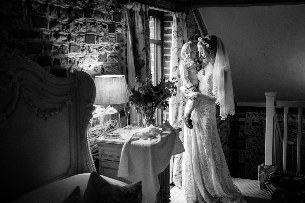 Upwalthan Barns wedding West Sussex TW Michael Stanton Photography 7