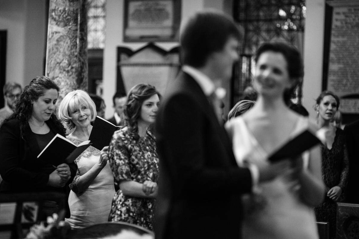 Wesleys chapel London wedding Brunswick House LE Michael Stanton Photography 16