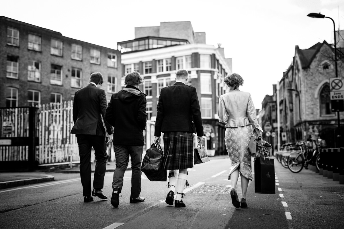 Wesleys chapel London wedding Brunswick House LE Michael Stanton Photography 2