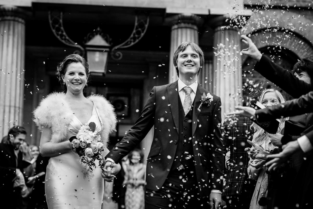Wesleys chapel London wedding Brunswick House LE Michael Stanton Photography 21