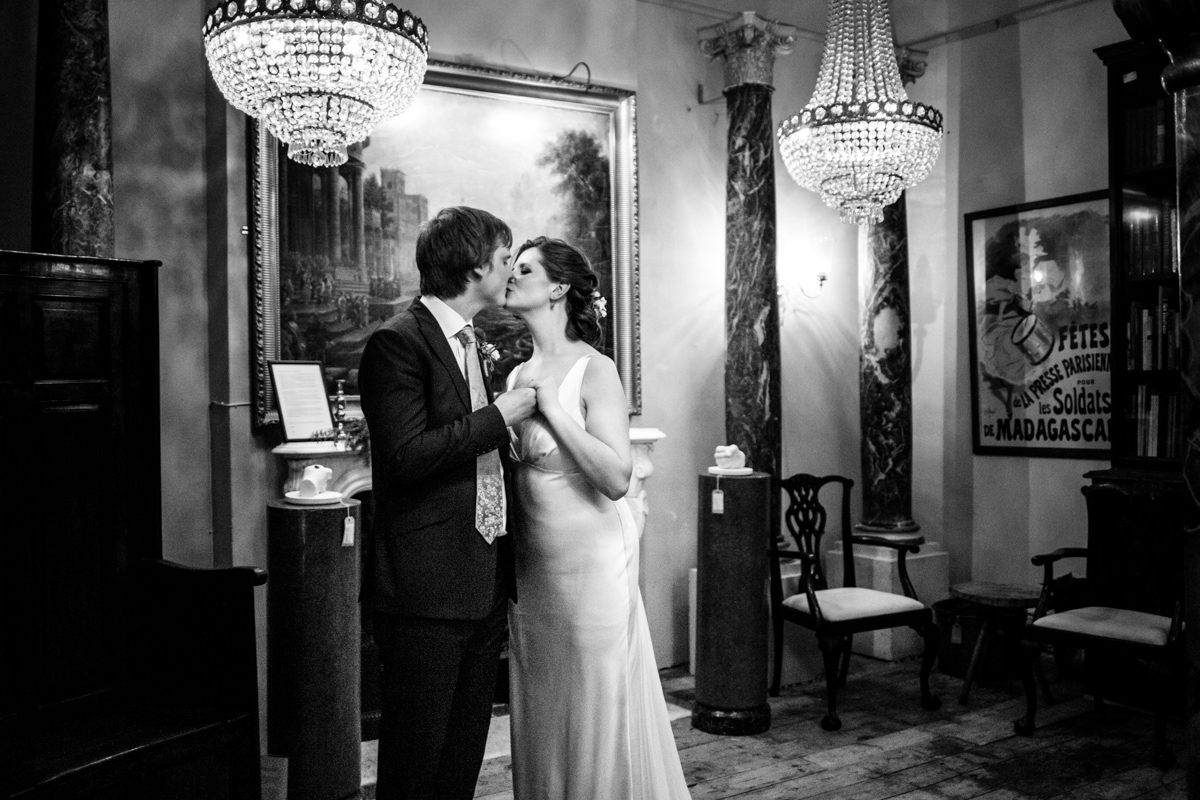 Wesleys chapel London wedding Brunswick House LE Michael Stanton Photography 40