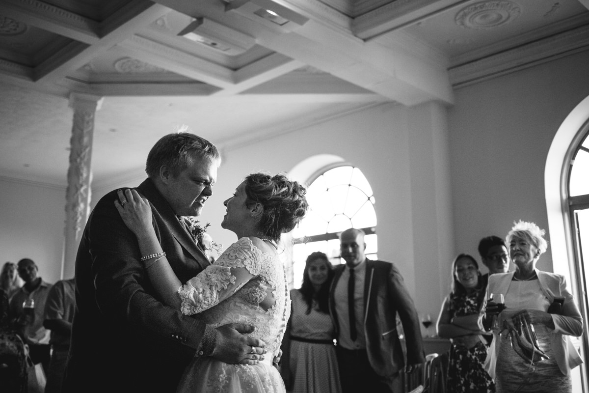 Worthing Dome wedding Sussex SA Michael Stanton Photography 33