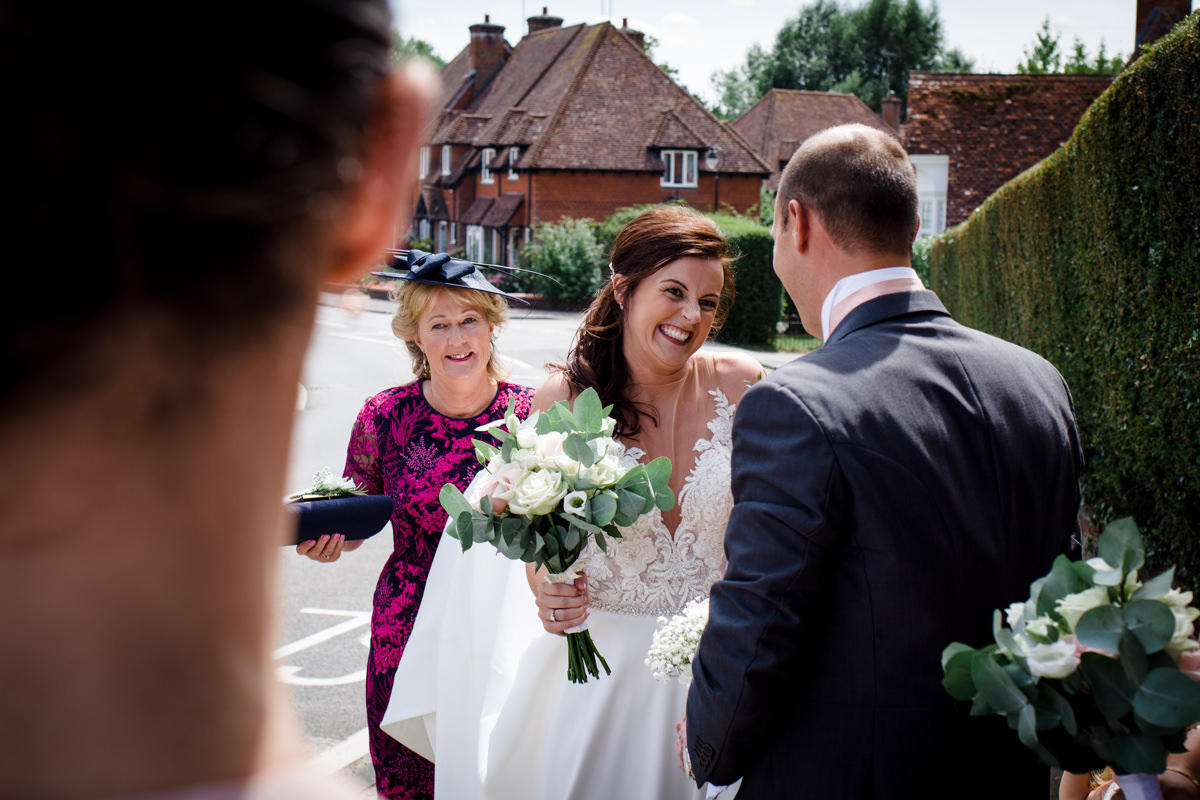 Surrey wedding photography Ramster Hall Michael Stanton Photography 14