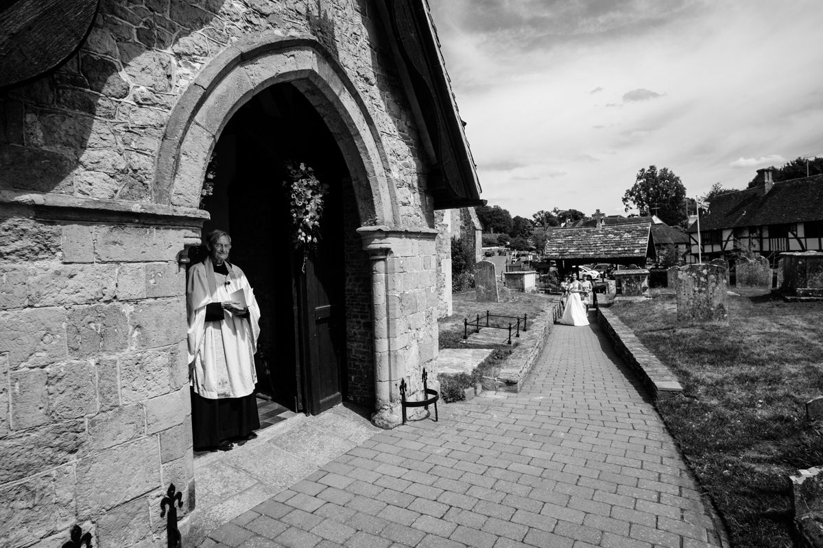 Surrey wedding photography Ramster Hall Michael Stanton Photography 16