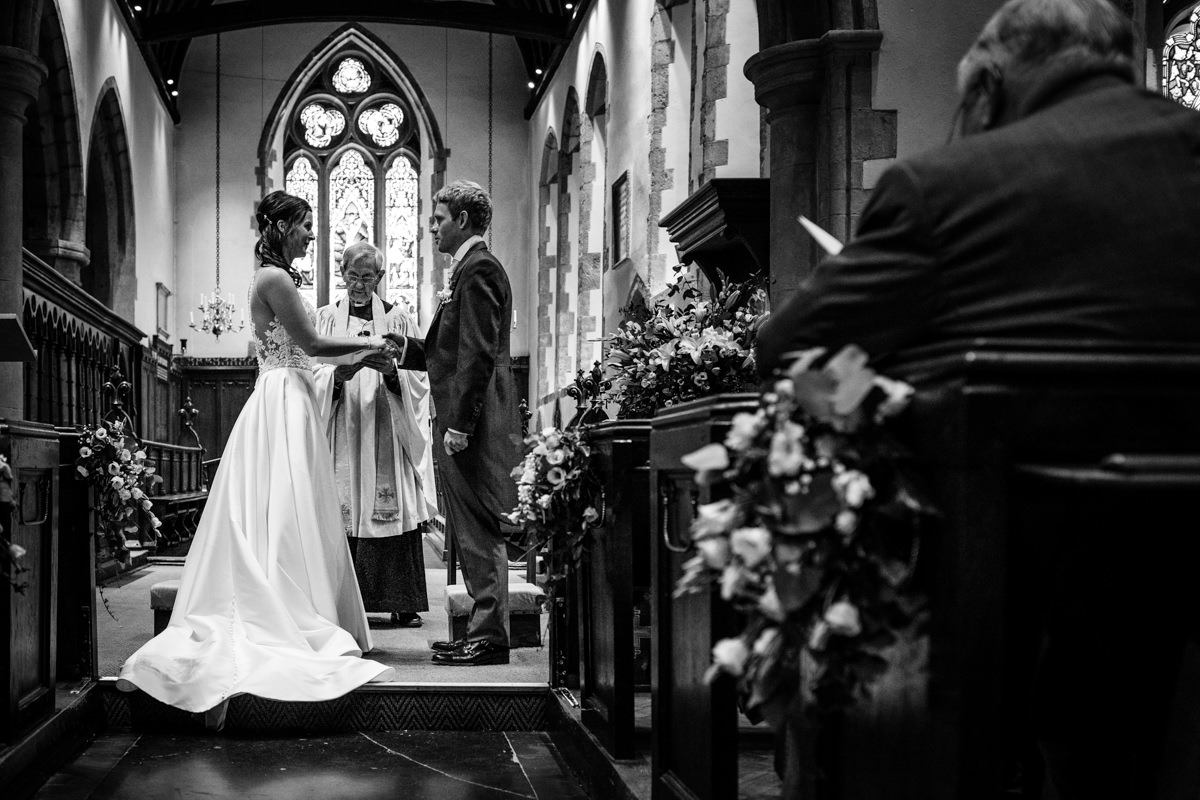 Surrey wedding photography Ramster Hall Michael Stanton Photography 19