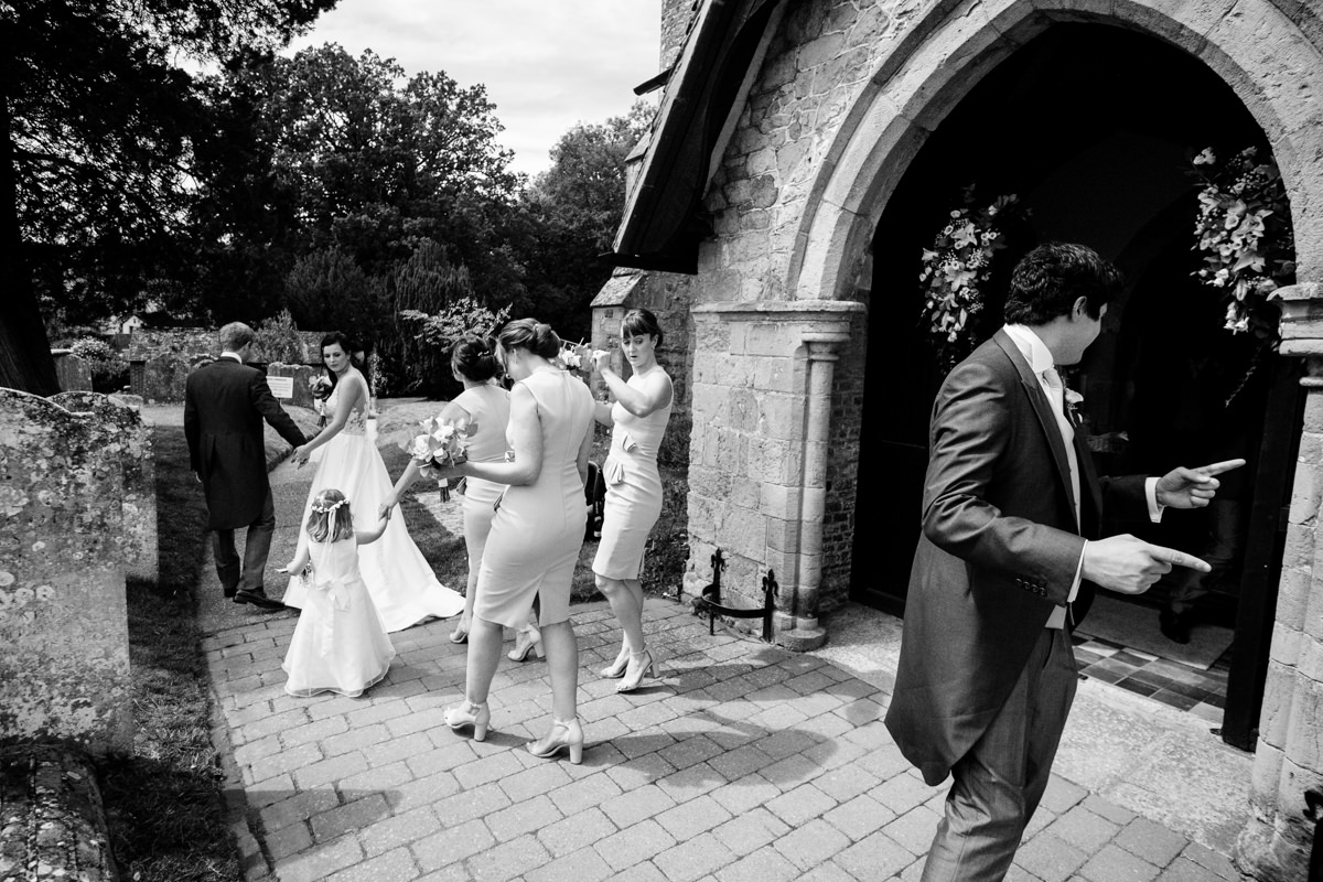 Surrey wedding photography Ramster Hall Michael Stanton Photography 21