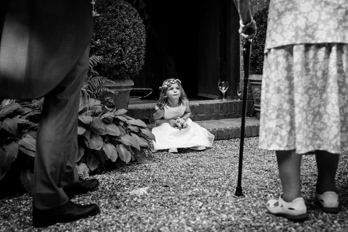 Surrey wedding photography Ramster Hall Michael Stanton Photography 31