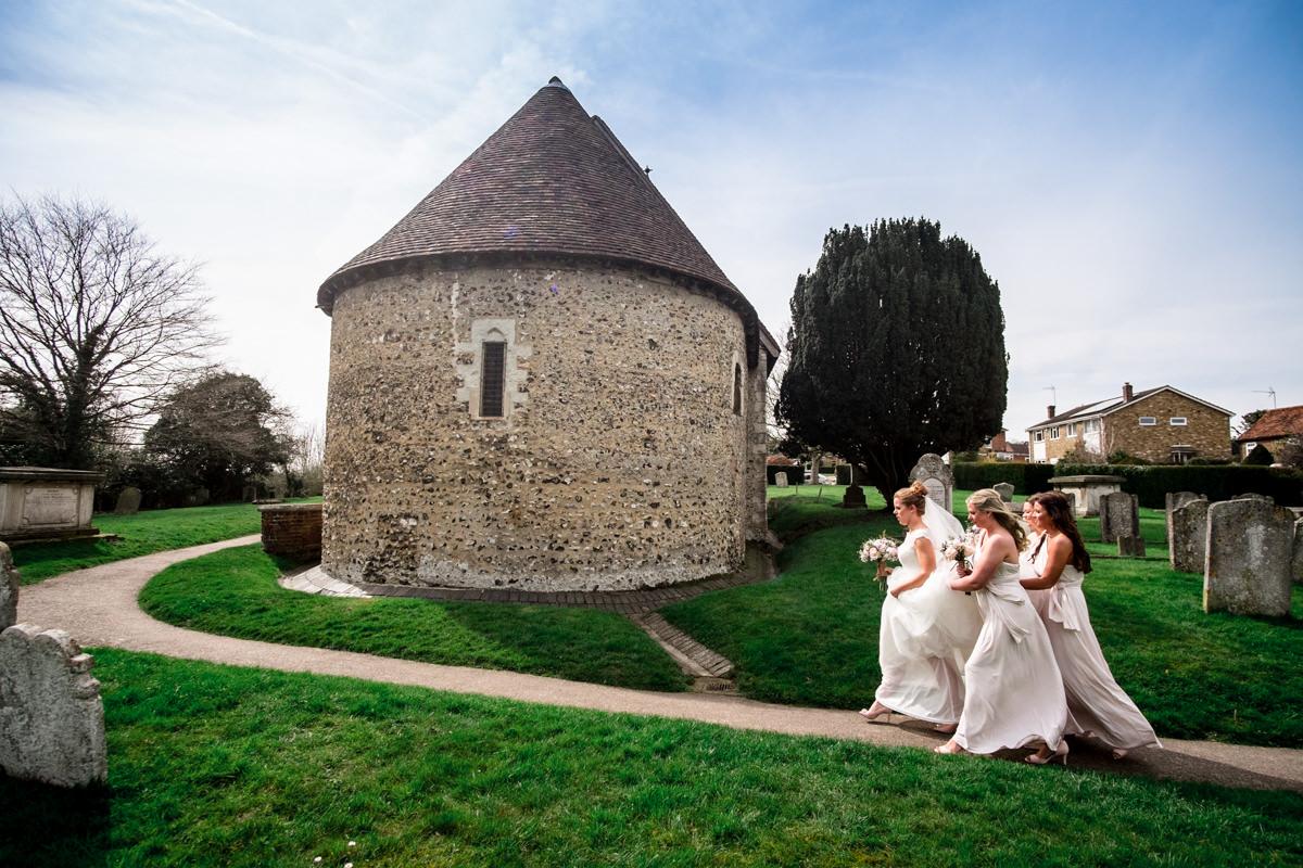 0013 Herfordshire wedding photographer Bengeo st Leonard wedding