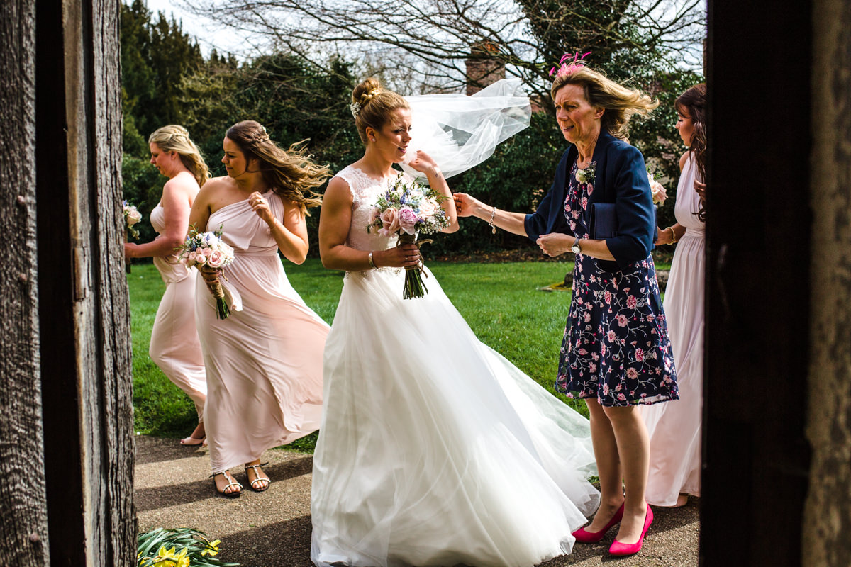 0015 Herfordshire wedding photographer Bengeo st Leonard wedding