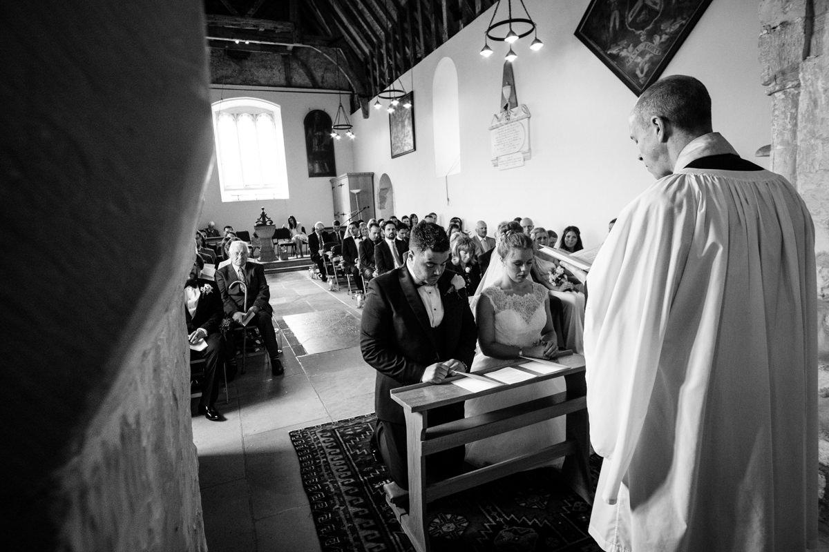0017 Herfordshire wedding photographer Bengeo st Leonard wedding