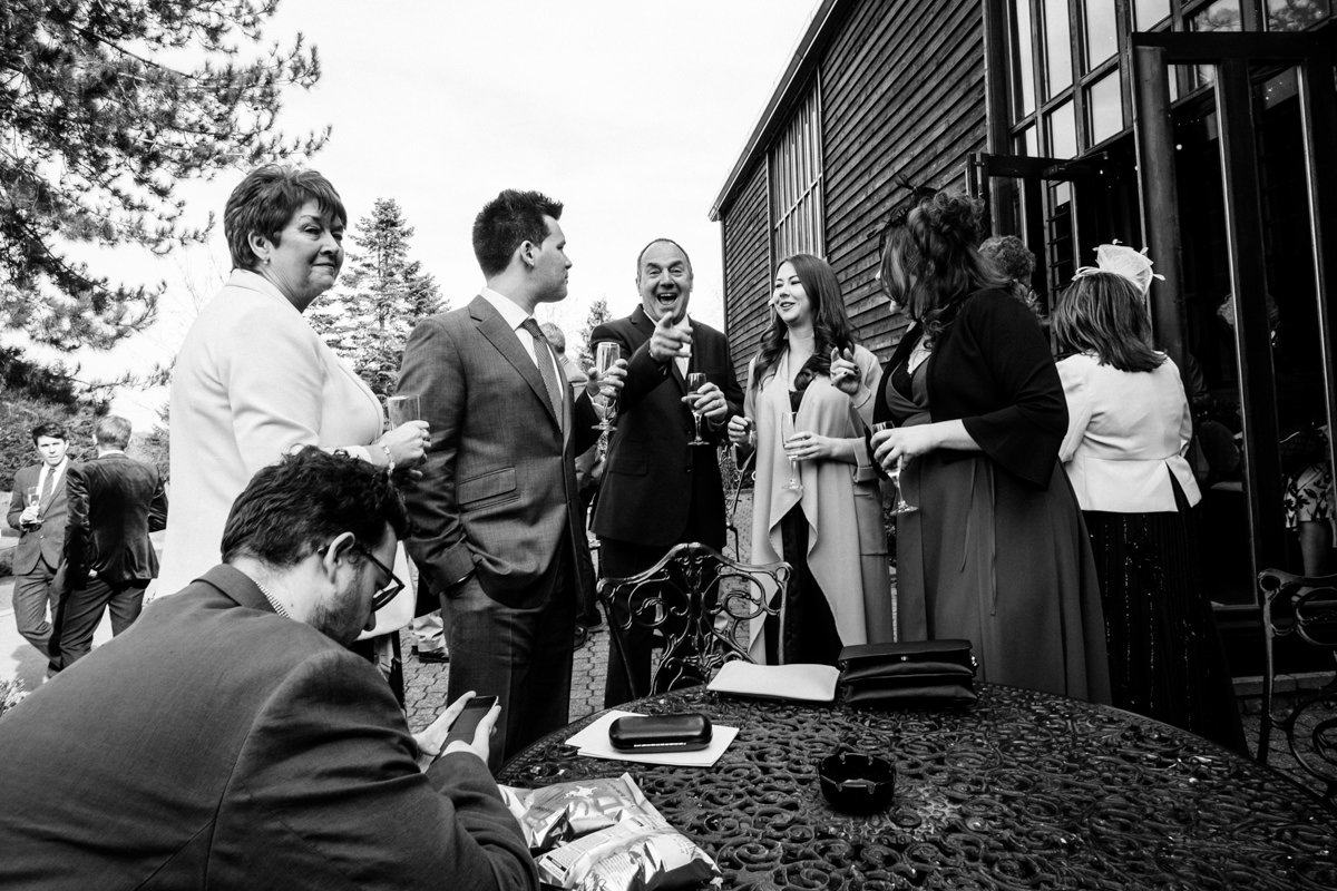0022 Herfordshire wedding photographer Bengeo st Leonard wedding