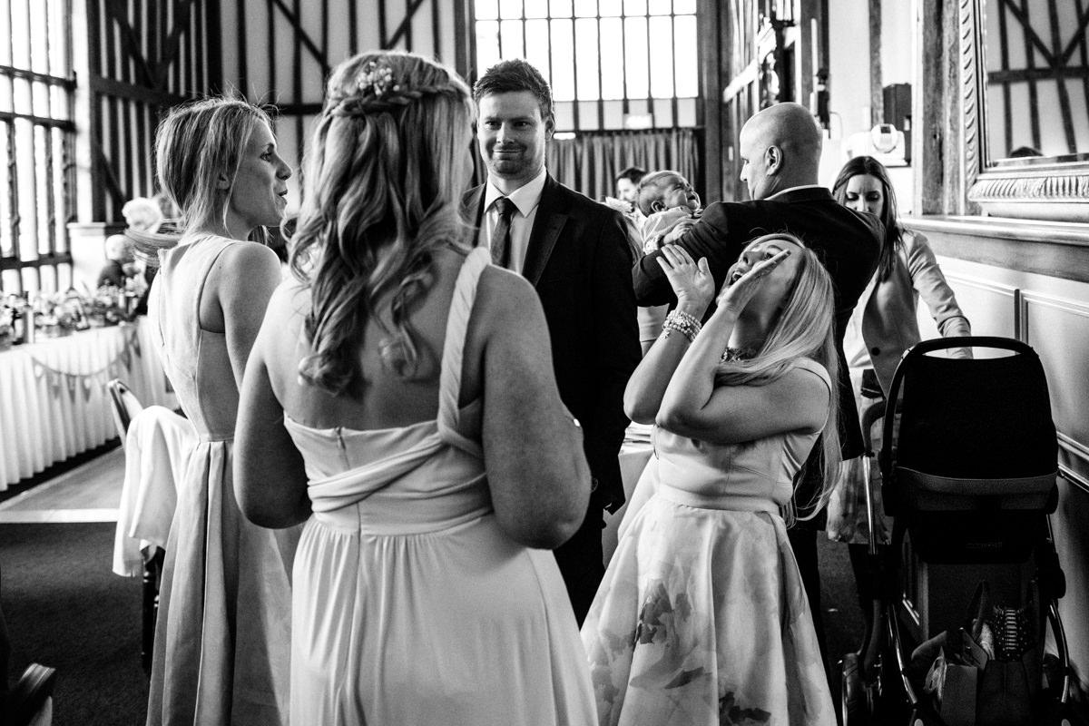 0025 Herfordshire wedding photographer Bengeo st Leonard wedding