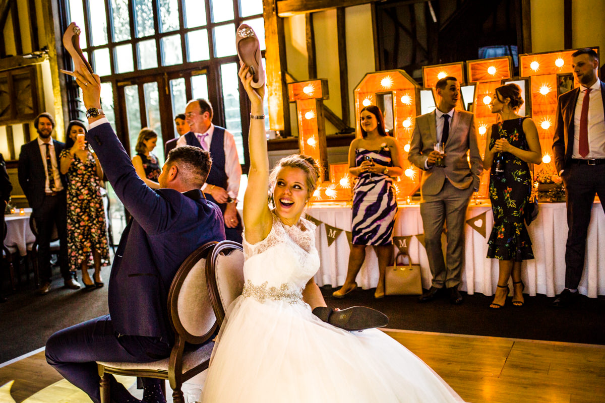 0032 Herfordshire wedding photographer Bengeo st Leonard wedding