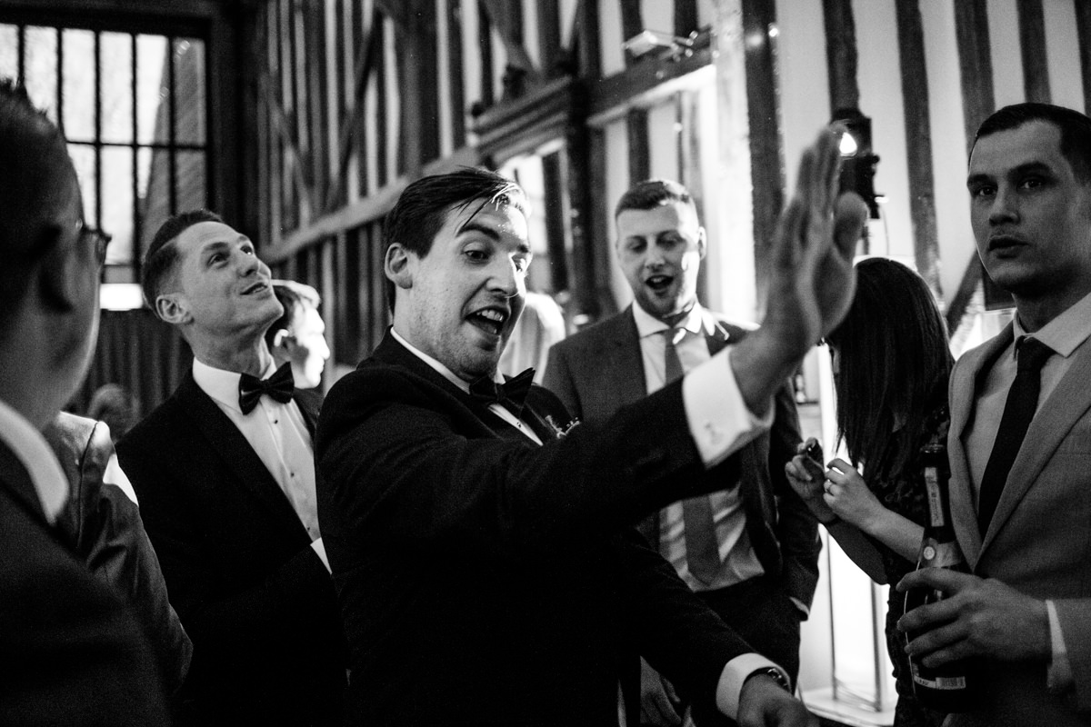 0033 Herfordshire wedding photographer Bengeo st Leonard wedding