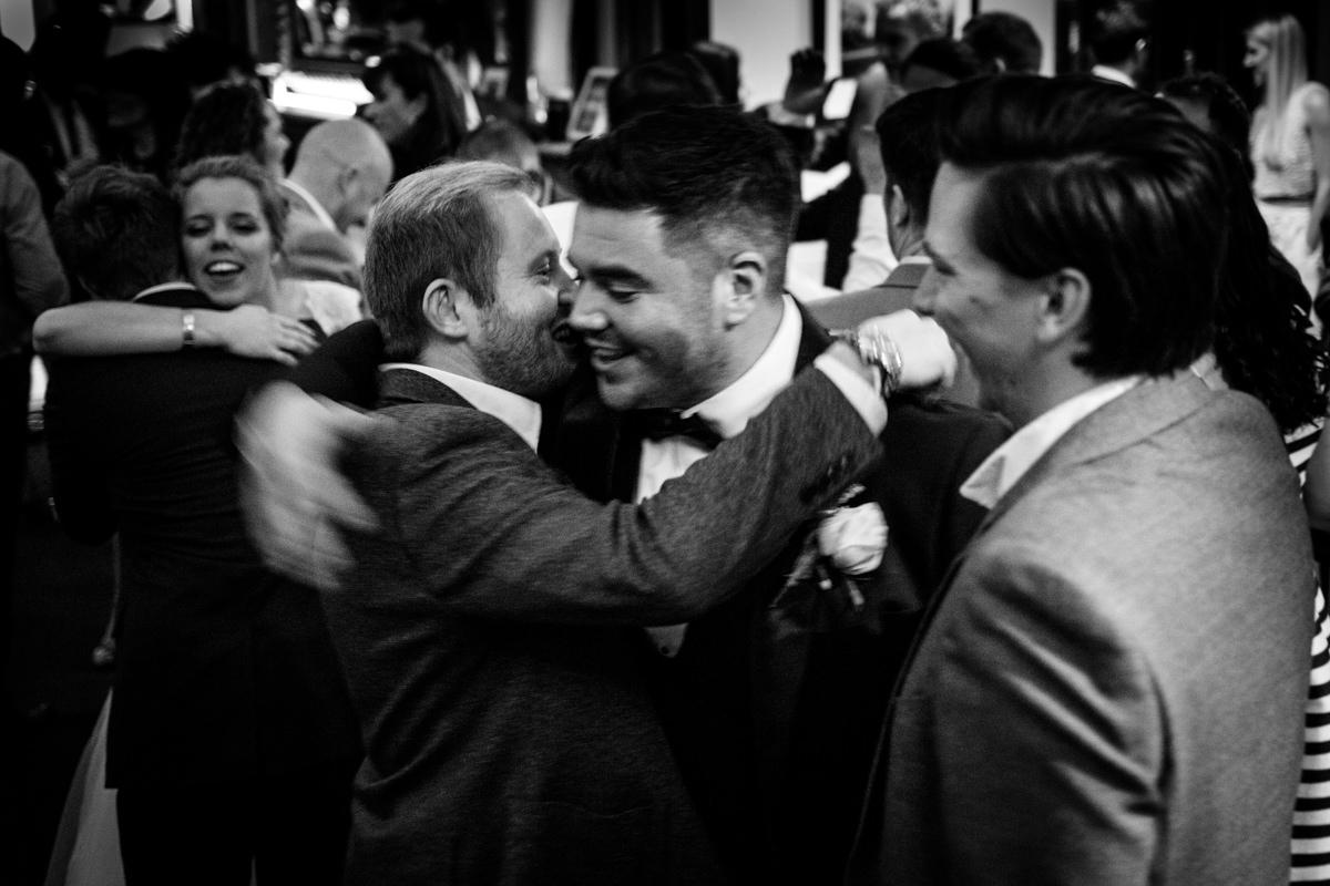 0035 Herfordshire wedding photographer Bengeo st Leonard wedding