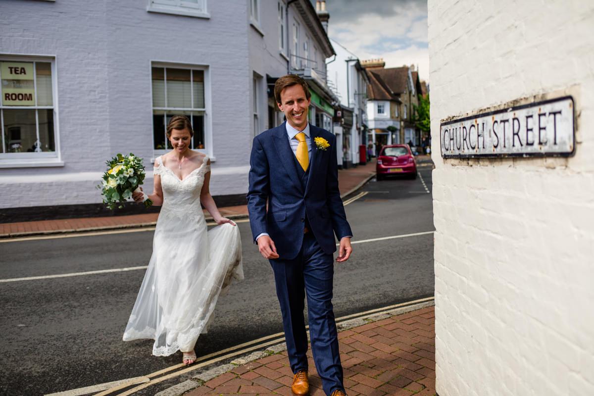 0019 Queens Hall wedding Cuckfield Sussex Michael Stanton Photography